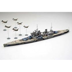 TAMIYA 31615 Prince of Wales Battle Of Malaya 1:700 Ship Model Kit