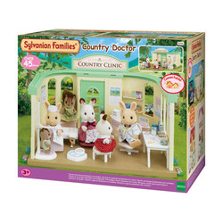 Country Doctor - SYLVANIAN Families Figures 5096
