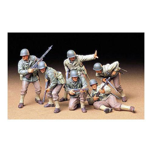Tamiya US ARMY INFANTRY SET #35192