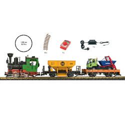 LGB Set Work Train Starter Set - G Gauge 78403