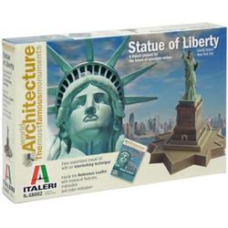 ITALERI The Statue of Liberty World Architecture 68002 Model Kit