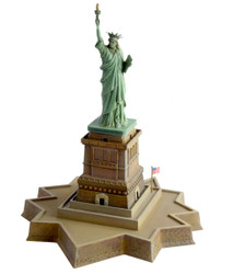 ITALERI The Statue of Liberty World Architecture 68002 Model Kit