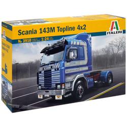 ITALERI 3910 Scania 143M Topline 4X2 1:24 Truck Model Kit
