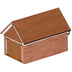 HORNBY Skaledale R9826 Detached Brick Garage