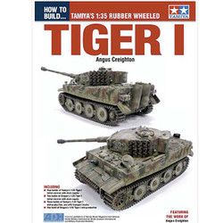 TAMIYA How To Build Rubber Wheeled Tiger 1 ADH11