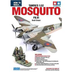 TAMIYA How To Build Tamiya's 1/32 Mosquito ADH9