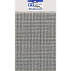TAMIYA 87169 Diorama Sheet (gray Brick A) - Tools / Accessories