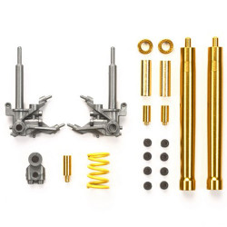 TAMIYA Honda RC213V'14 Front Fork Set 1:12 Motorbike Assembly Kit 12667