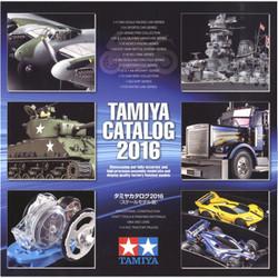 TAMIYA 2016 Plastic Model Catalogue 64401