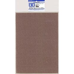TAMIYA 87168 Diorama Sheet (brick) - Tools / Accessories
