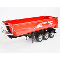 CARSON RC Stonemaster 6 Wheel Tipper Trailer Tamiya C907216