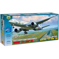 ZVEZDA Boeing 777-300ER 1:144 Aircraft Model Kit 7012