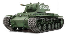 TAMIYA RC Russian KV-1 Heavy Tank with Option Kit 1:16 Assembly Kit 56028