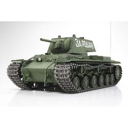 TAMIYA RC Russian KV-1 Heavy Tank with Option Kit 1:16 Assembly Kit 56028