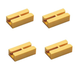 LGB Insulated Rail Joiners 4 Pieces - G Gauge 10260