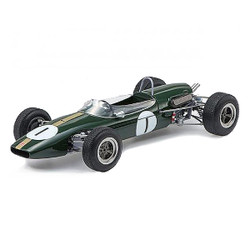 EBBRO E016 Brabham Honda BT18 F2 (1966) 1:20 Car Model Kit 20016