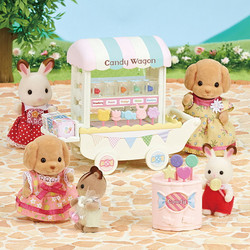 SYLVANIAN Families Candy Wagon 5266