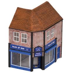 HORNBY Skaledale R9845 The butcher's Shop - based on R9829