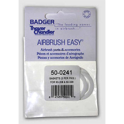 BADGER Airbrushes Gaskets for Jar Adaptor BA500241 50-0241 Parts & Accs