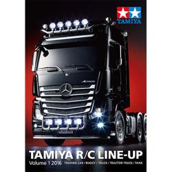 TAMIYA 64402 TAMIYA R/C Line Up Vol 1 2016