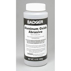 BADGER Airbrushes Aluminium Oxide Abrasive 12oz BA50260 50-260 Parts & Accs