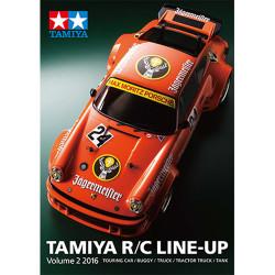 TAMIYA 64404 TAMIYA R/C Line Up Vol.2 2016