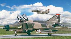 ITALERI F-4E Phantom II 2770 1:48 Aircraft Model Kit
