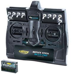 CARSON Reflex Stick Multi Pro 14Ch 2.4Ghz R/C Radio Set Tamiya C501003
