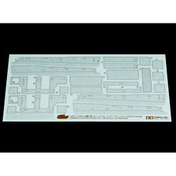 TAMIYA 12672 Sturmtiger Zimmerit Sheet 1:48 Military Model Kit