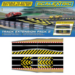 SCALEXTRIC Sport Track C8511 Extension Pack Kit 2