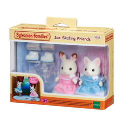 SYLVANIAN Families Ice Skating Friends Figures 5258