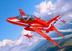 REVELL BAe Hawk T.1 Red Arrows 1:72 Aircraft Model Kit 04921