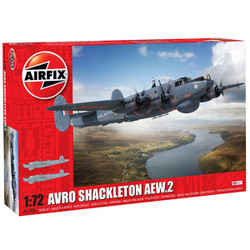 AIRFIX A11005 Avro Shackleton AEW.2 1:72 Aircraft Model Kit