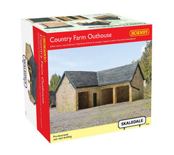 HORNBY Skaledale R9849 Country Farm Outhouse