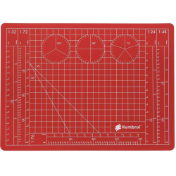 HUMBROL AG9155 Cutting Mat size A4 with scale markings Airfix