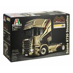 ITALERI Scania R730 Streamline 'Chimera' 3930 1:24 Truck Model Kit
