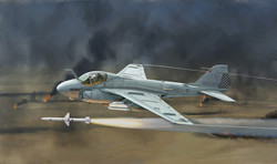 ITALERI A-6E Intruder (US Navy USMC) 1392 1:72 Aircraft Model Kit