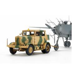 TAMIYA 32593 German Heavy Tractor SS-100 1:48 Military Model Kit