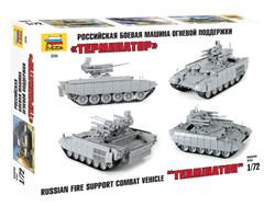 ZVESDA 5046 BMPT Terminator 1:72 Military Model Kit