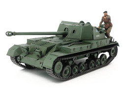 TAMIYA 35356 British Self Propelled Anti Tank Gun Archer 1:35 Military Model Kit