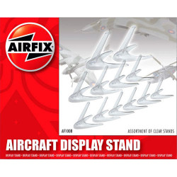 AIRFIX AF1008 Assortment of Small Aircraft Display Stands Model Kit