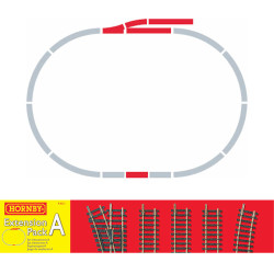 HORNBY R8221 TrakMat Track Extension Pack A