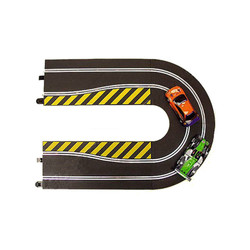 SCALEXTRIC BUNDLE C8201 C8246 Hairpin Side Swipe Track