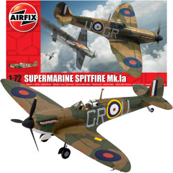AIRFIX A01071B Supermarine Spitfire MKI 1:72 Aircraft Model Kit