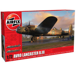 AIRFIX A08013A Avro Lancaster B.I/B.III 1:72 Aircraft Model Kit