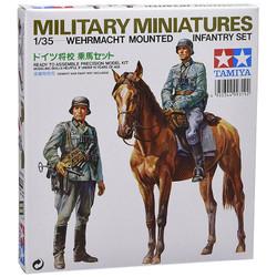 Tamiya 35053 German Mounted Infantry 1:35 Military Model Kit