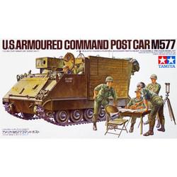 Tamiya 35071 U.S M577 Comm. Post 1:35 Military Model Kit