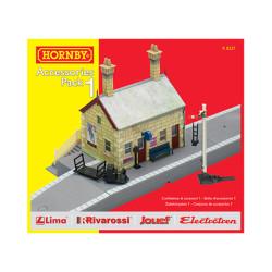 HORNBY R8227 Accessories Pack 1 Buildings