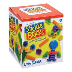 Stickle Bricks Little Builder Construction Bricks Toy