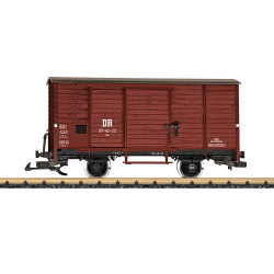LGB Wagon RuBB Covered Goods wagon Ep. VI - G Gauge L42270